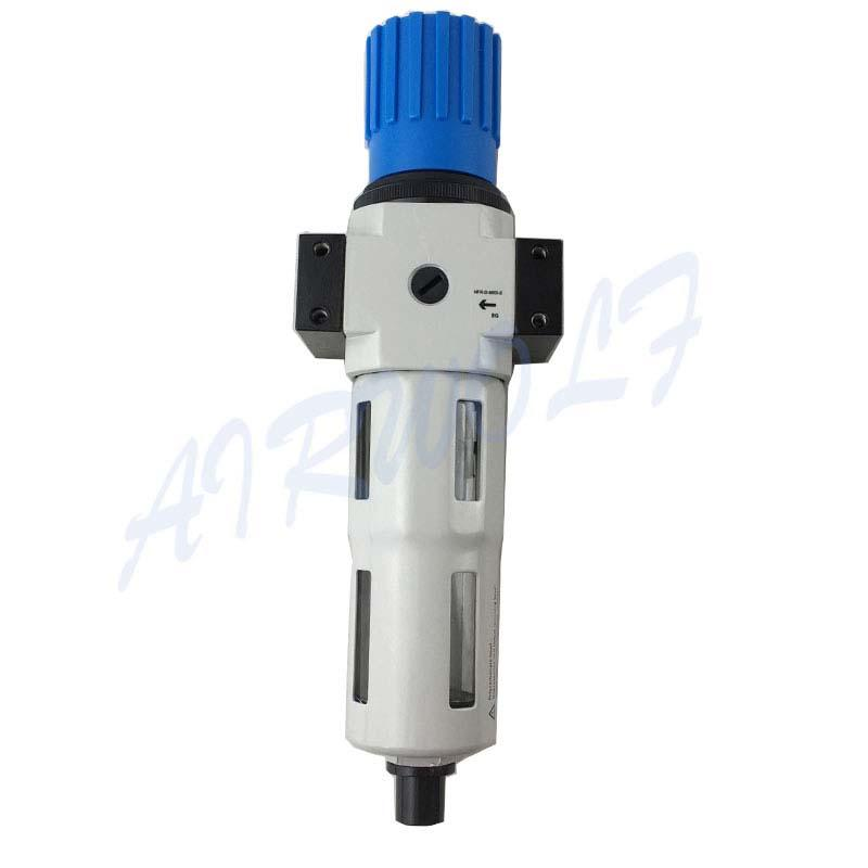 Filter regulators  G1/2   Air Pneumatic Regulator  White Drain Type Air Preparation Units