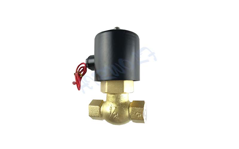 solenoid water control valve ODM high quality water pipe-4