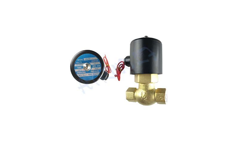 solenoid water control valve ODM high quality water pipe-5