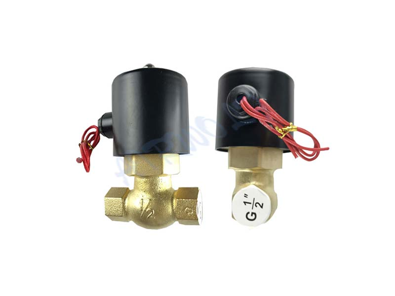 solenoid water control valve ODM high quality water pipe-7