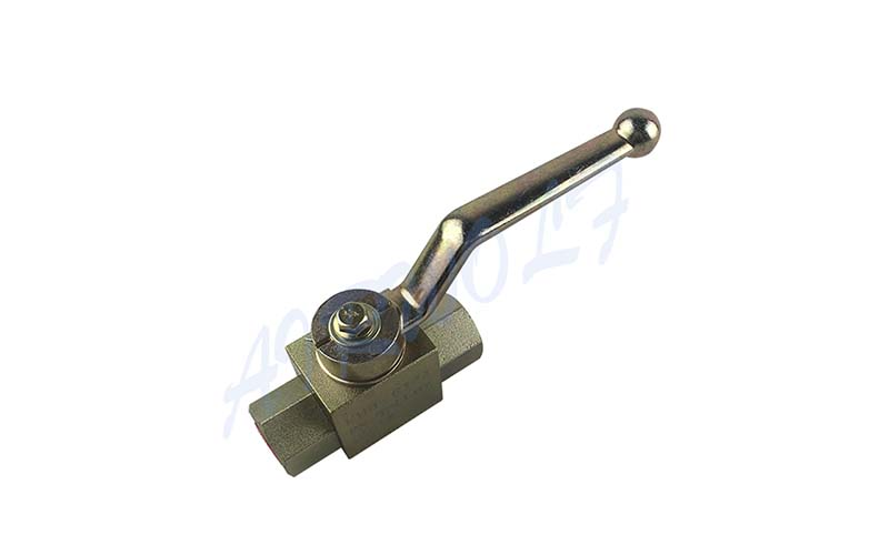 stainless steel hydraulic ball valve custom inquire for truck-5
