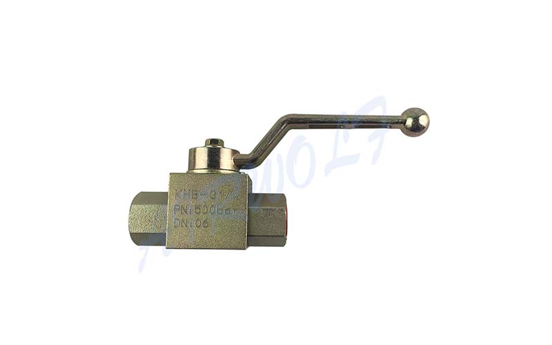 stainless steel hydraulic ball valve custom inquire for truck-7