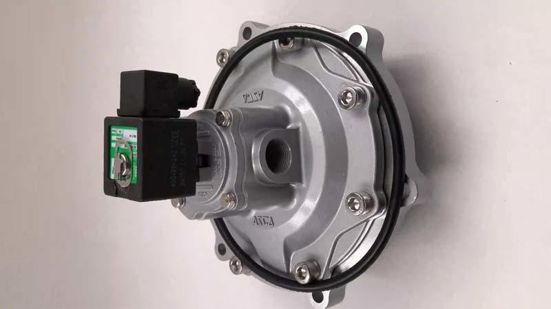 New ASCO Series SCXR353G230 3-inch Submerged Pulse Valve