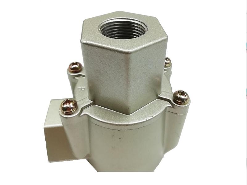 General parameters of pneumatic valves