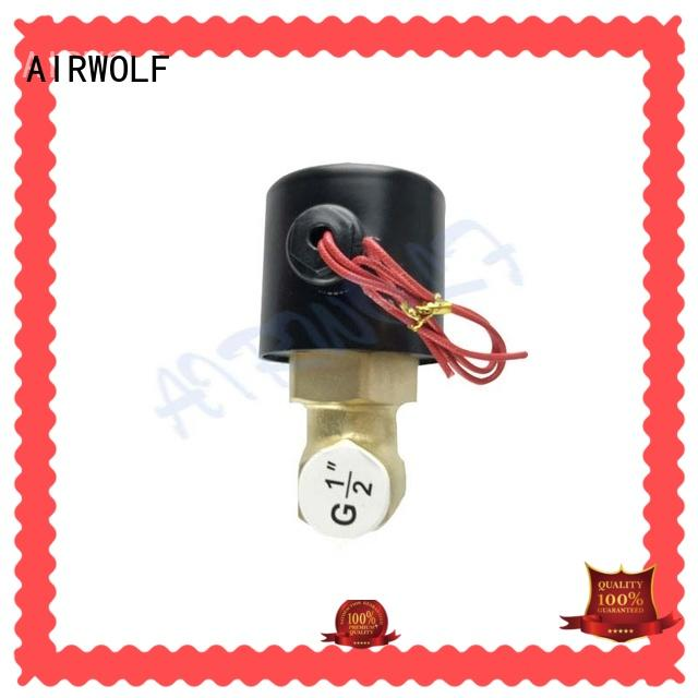 normal close water solenoid valves ODM water pipe