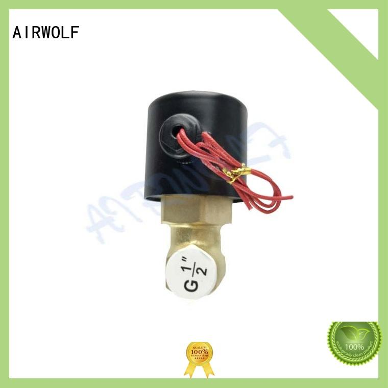 solenoid water control valve ODM high quality auto watering