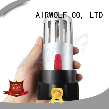 AIRWOLF high-quality air compressor filter regulator preparation unit at discount