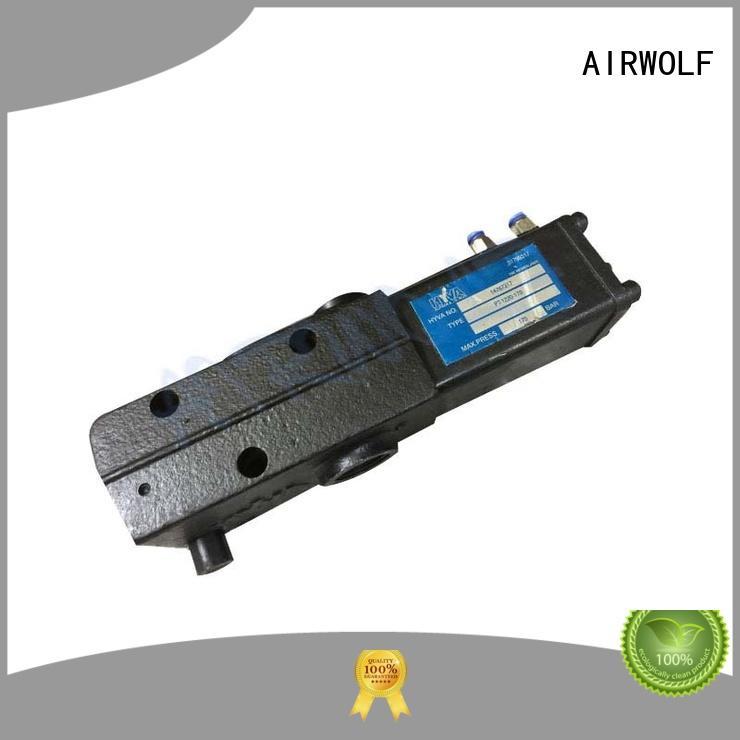 air dump solenoid valve valve hydraulic tipping valve AIRWOLF Brand