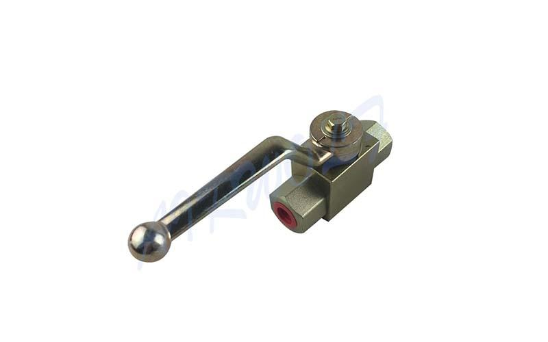 stainless steel hydraulic ball valve custom inquire for truck-3