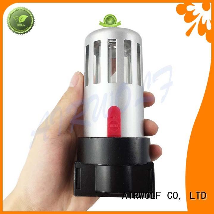 air preparation equipment regulator compressed AIRWOLF