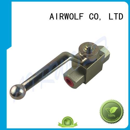 OEM stainless steel ball valve custom way for wholesale