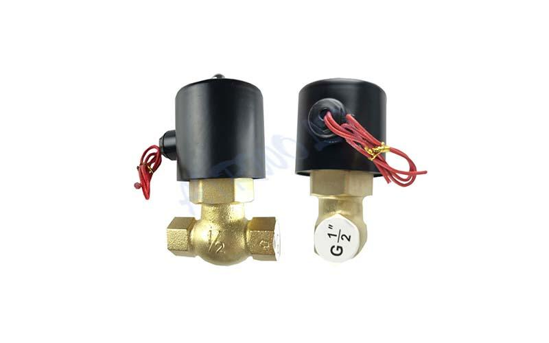 solenoid water control valve ODM high quality water pipe-3