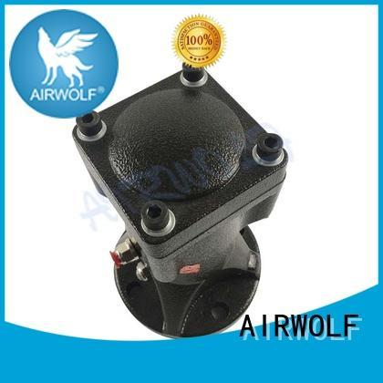 AIRWOLF vibrator pneumatic vibration force wall