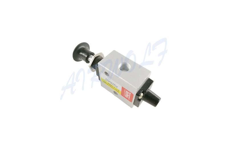 slide pneumatic push button valve high quality control wholesale-2