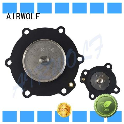 valve repair kit rubber treatment AIRWOLF
