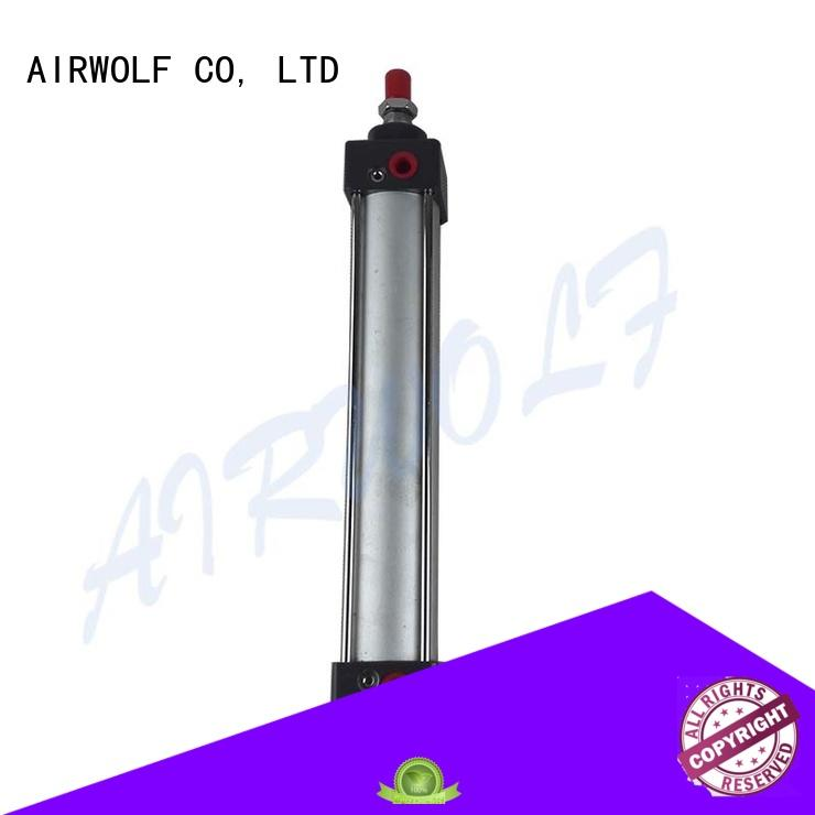 pneumatic acting magnetically air lift cylinders AIRWOLF