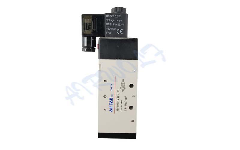 AIRWOLF wholesale solenoid valves single pilot direction system-2