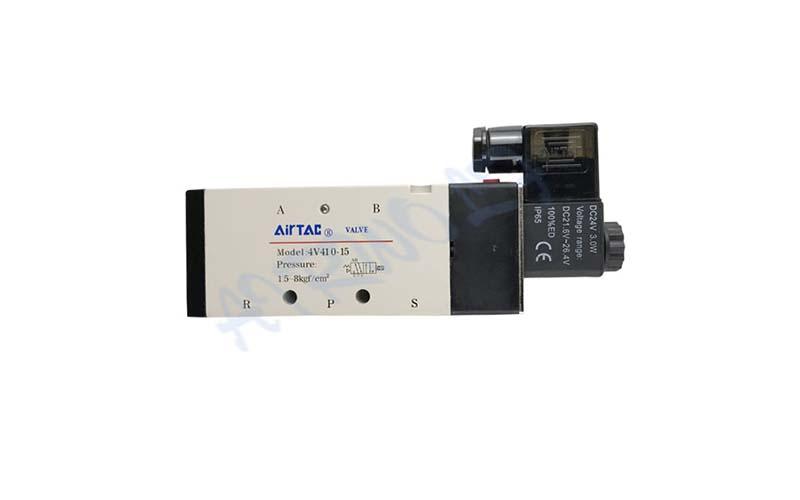 AIRWOLF wholesale solenoid valves single pilot direction system-3