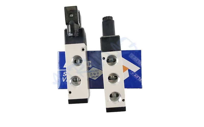 AIRWOLF high-quality solenoid valves spool liquid pipe-4