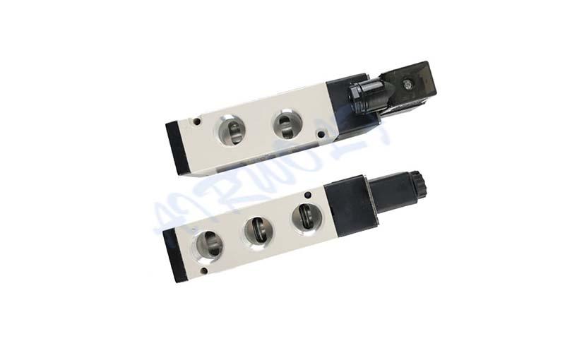 AIRWOLF high-quality solenoid valves spool liquid pipe-5