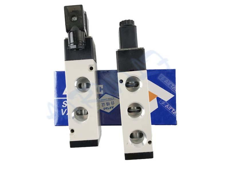 high-quality single solenoid valve body for gas pipelines AIRWOLF