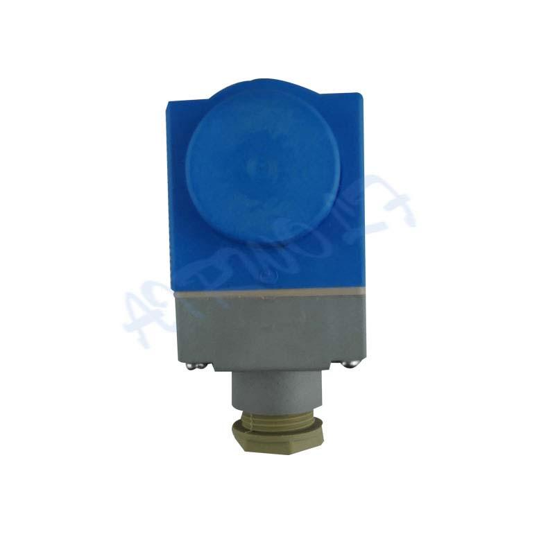 018F6701 blue BB type High performance coils plastic 220/230V 50Hz 10W solenoid coil