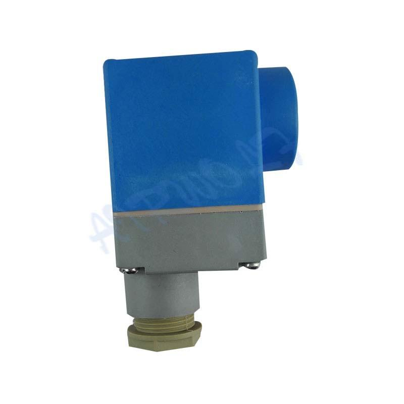 018F6701 blue BB type High performance coils plastic 220/230V 50Hz 10W solenoid coil
