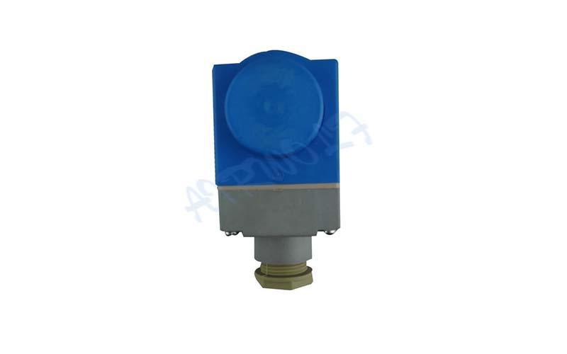 Hot blue solenoid coils plastic pulse AIRWOLF Brand