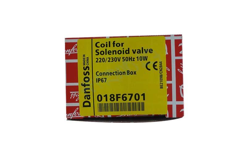 AIRWOLF custom solenoid valve coil spade for enclosures-6
