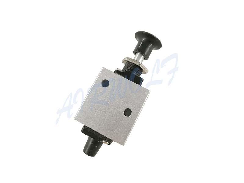 AIRWOLF manual pneumatic manual valves flow bulk production-1