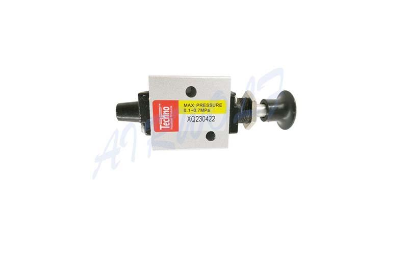 slide pneumatic push button valve high quality control wholesale-5