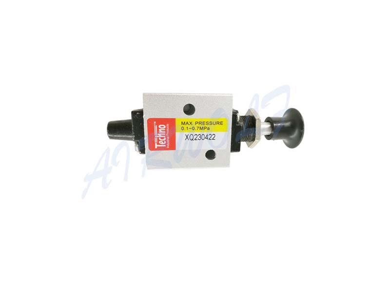 slide pneumatic push button valve high quality control wholesale-7