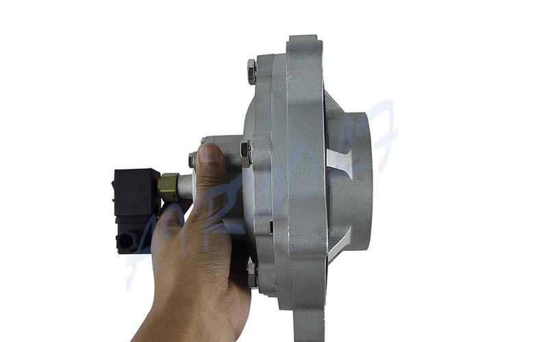 thread remote air pulse valve pilot AIRWOLF Brand