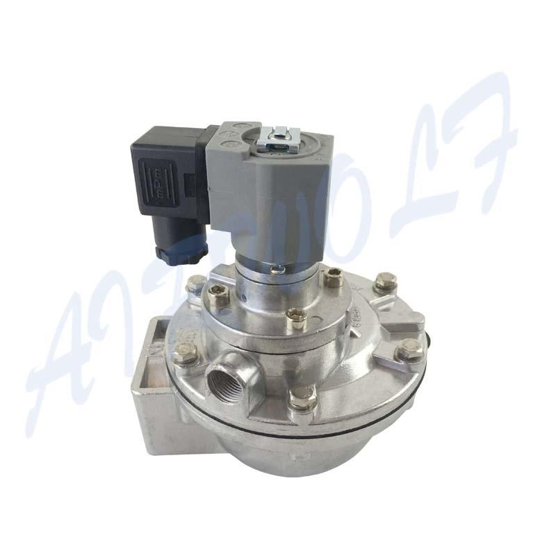 T Series CA45T 1.5 Inch Electrically Controlled Right Angle Pulse Valve