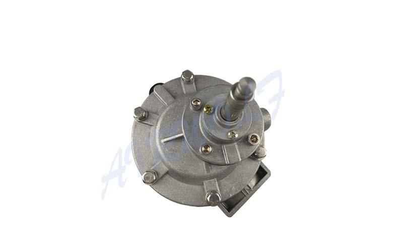solenoid pulse motor valve norgren series custom