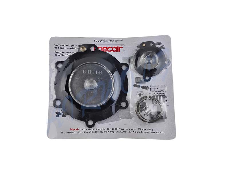 AIRWOLF green diaphragm valve repair kit norgren paper industry-7
