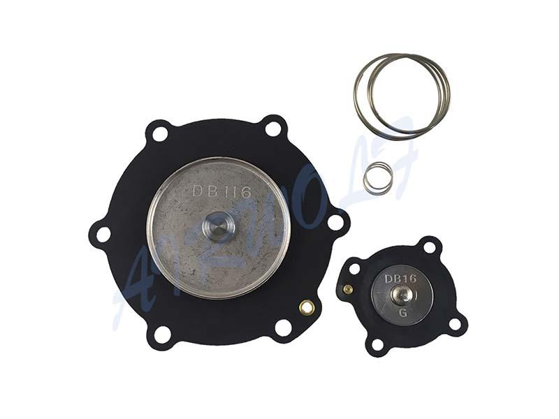 AIRWOLF green diaphragm valve repair kit norgren paper industry-8