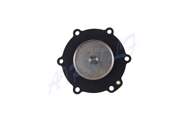 AIRWOLF green diaphragm valve repair kit norgren paper industry-6