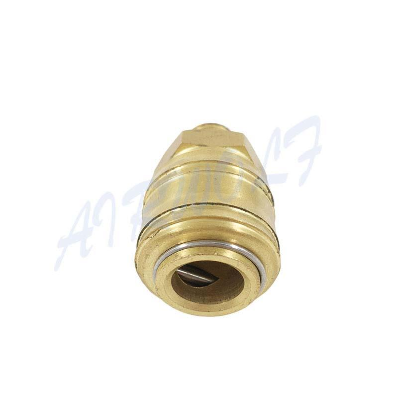14kA AW 13  MPX Pneumatic tube fitting Brass G1/4