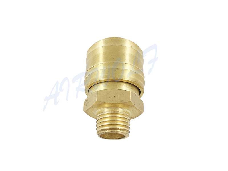 AIRWOLF stainless pneumatic tube fittings durable-5