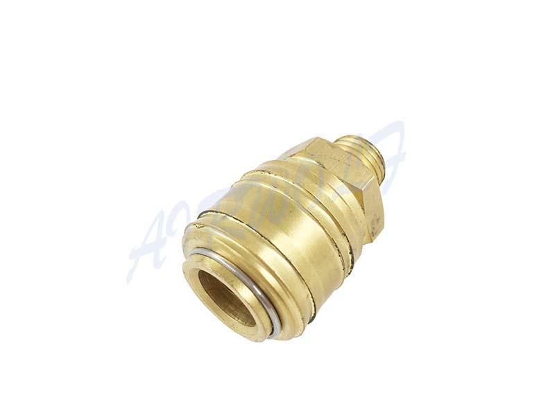 stainless brass pneumatic fittings brass tube fluids industries AIRWOLF