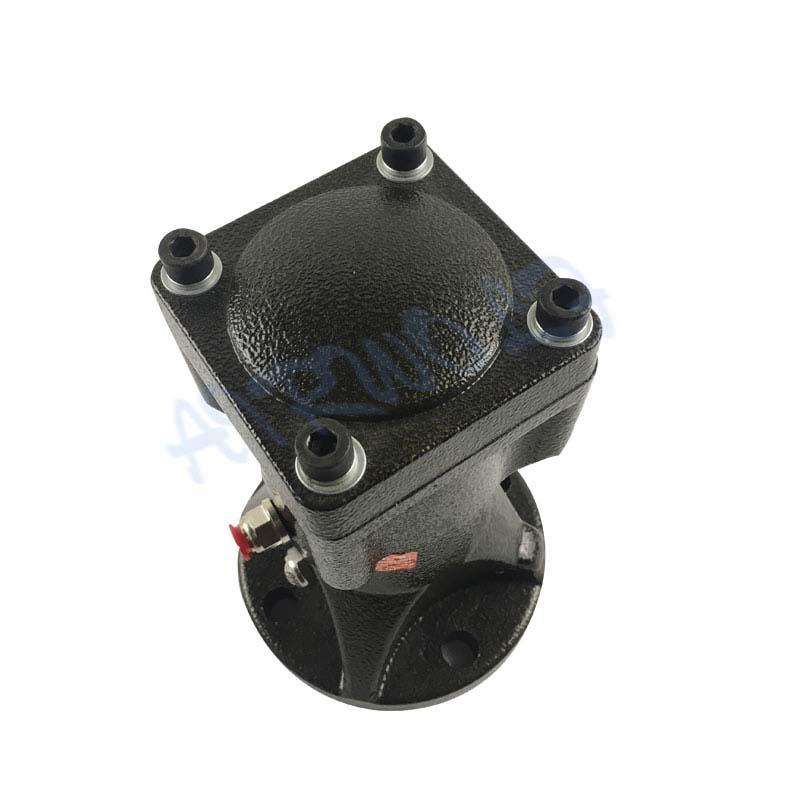 BVP Series Air cushioned Black Aluminum alloy BVP-30 BVP-40 BVP-60 Piston impact pneumatic vibrators