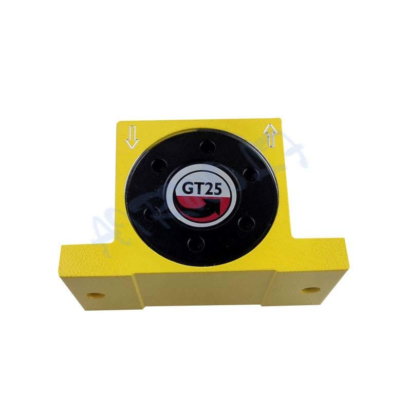 GT Series GT25 Air yellow Aluminum alloy GT20 GT40 Force adjustable Rotary Vibrator