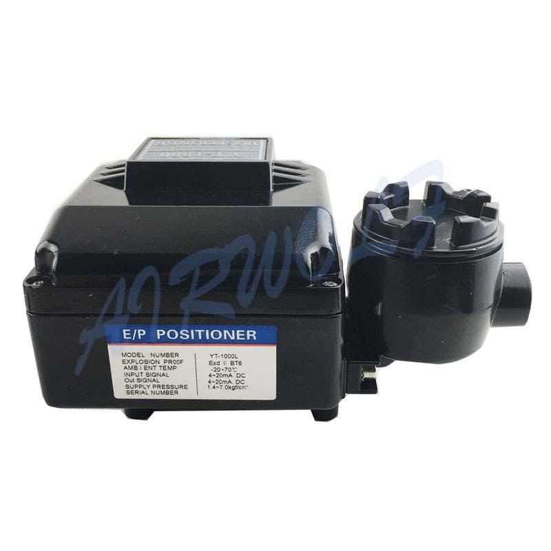 YT-1000L  Pneumatic valve actuator Single action Double action Explosion proof Non-explosion proof