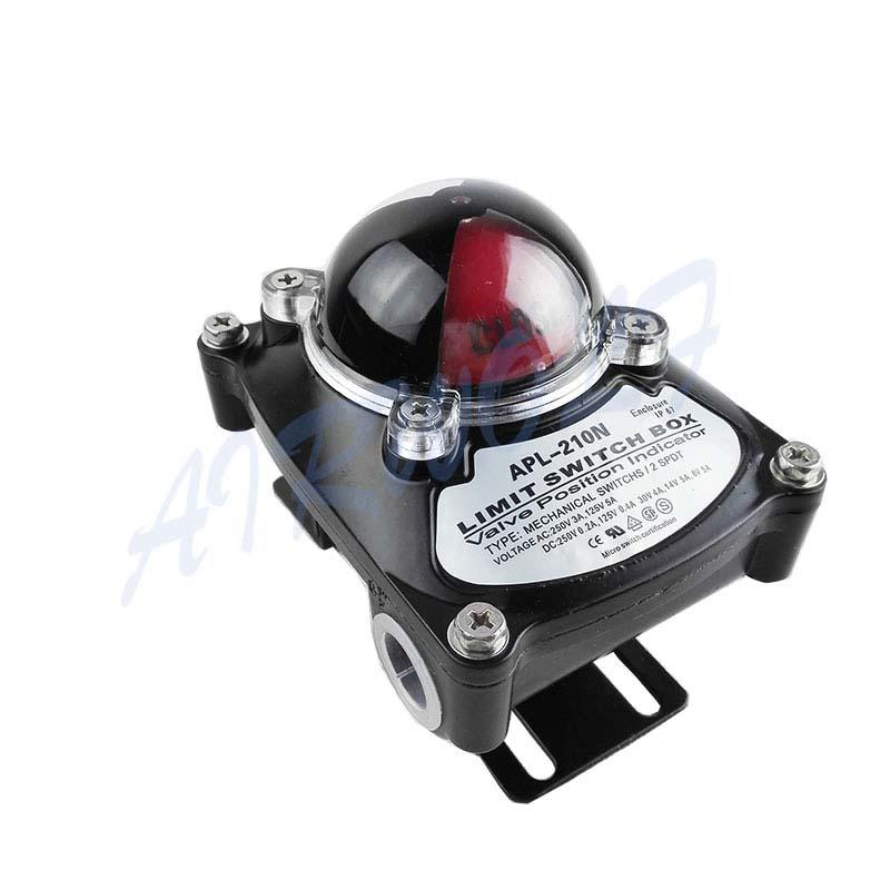 Valve position monitor APL210N Limit switch valve IP67 1/2