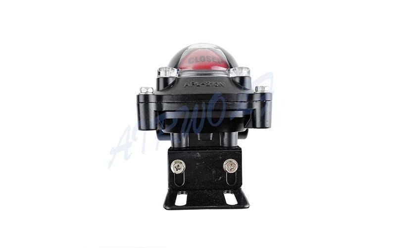 switch pneumatic control valve actuator custom control signal