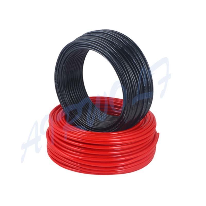 Pneumatic Pipe Blue Red Black White 200M/Roll Air Hose PU PA Tube