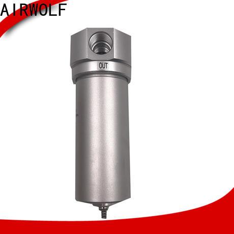 AIRWOLF custom pneumatic manual control valve return wholesale