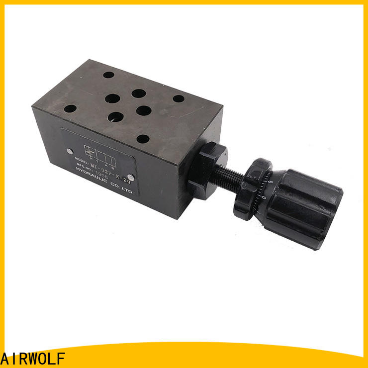 ODM hydraulic directional control valve wholesale free delivery for water opening