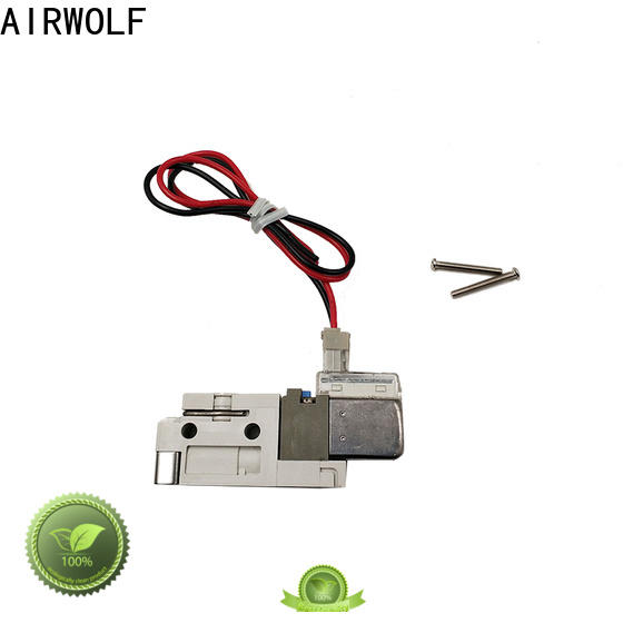 customized pneumatic solenoid valve on-sale spool adjustable system